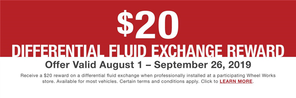 2019 Aug-Sep Differential Fluid Exchange